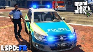 GTA 5 LSPD:FR - NEUES AUTO + TERRORANSCHLAG MIT FOLGEN! - Deutsch - Polizei Mod #25 Grand Theft Auto
