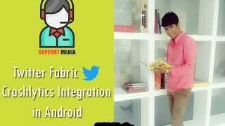 Fabric Crashlytics Integration (By Twitter) in Android Studio