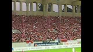 Kickers Offenbach-Bayer Leverkusen (Teil 3)