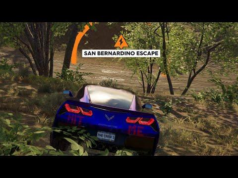 San Bernadino Escape 30416m The Crew 2  