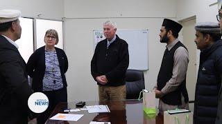 Australian Ahmadis spread the message of Islam to Millicent, Australia