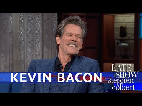 Kevin Bacon Can Save Any Scene With A BFCUKB