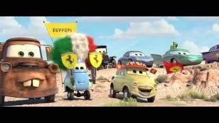 [Backwards] DISNEY'S CARS IN 3 MINUTES WITH ROYALTY FREE UKULELE!