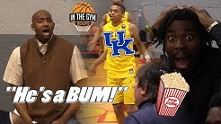 Kentucky Commit Gets Called A BUM! HOW DOES The Oak Hill Show Respond!?