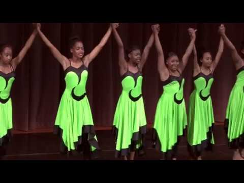 """Shout Out Present """"Ailey Camp"""""""