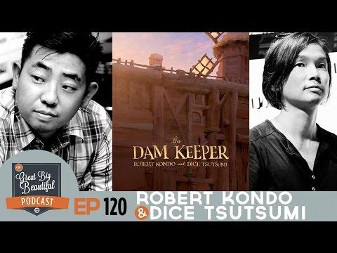 Robert Kondo & Dice Tsutsumi interview on THE GREAT BIG BEAUTIFUL PODCAST