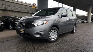 2016 Nissan Quest 3.5 S In-Depth & Test Drive
