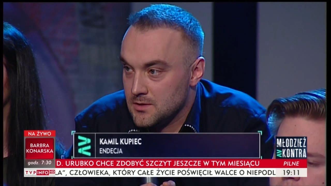 Młodzież kontra 630: Kamil Kupiec (Endecja) vs Jerzy Fedorowicz (PO) 24.02.2018