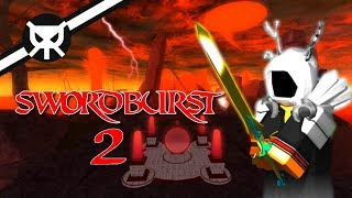 BEST GEAR VS FLOOR 9 BOSS DUNGEON! ▼ SwordBurst 2 ROBLOX ▼ Part 12