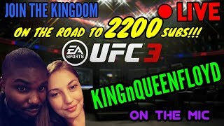 [ LIVE ] UFC 3 ONLINE DIVISION 7 #1 RANKED IN THE WORLD EP 345 PRO PLAYER PS4 GAMEPLAY