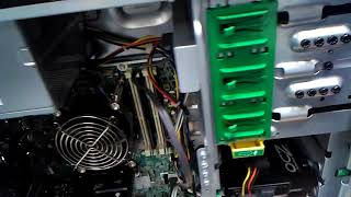 Hp Compaq Elite 8300 I7 3770 Preview Youtube