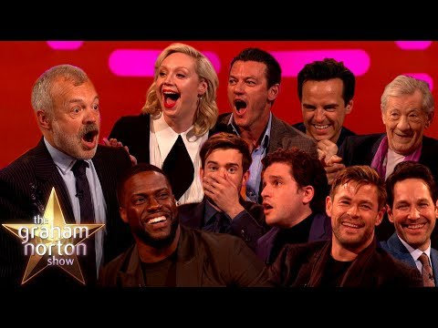 The Best of Season 25 On The Graham Norton Show  Part Two