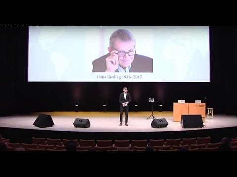 Memorial ceremony for Professor Hans Rosling