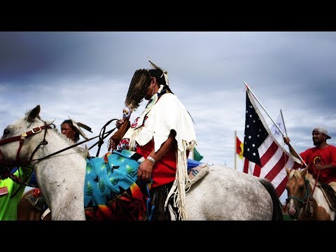 Tribes across North America converge at Standing Rock, hoping to be heard