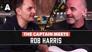The Captain Meets Jamiroquai's Rob Harris