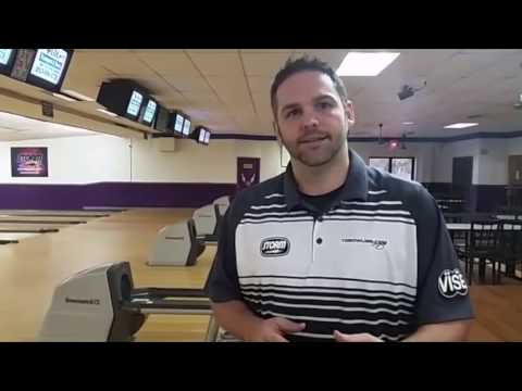 Worlds fastest 300 game bowled by Tom Daugherty
