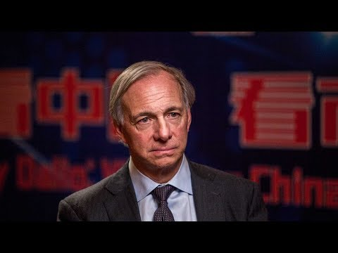 Bridgewater Chairman Ray Dalio looks at the development of China's financial market