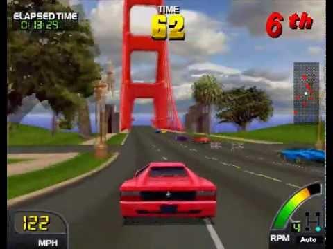 Arcade Cruis N Usa Youtube