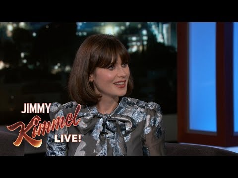 Zooey Deschanel's Daughter Doesn't Like Her Singing