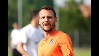 Блогер Димитров, «угрозы Ильина» и гол Кулакова – яркие моменты заключительной тренировки в Словении