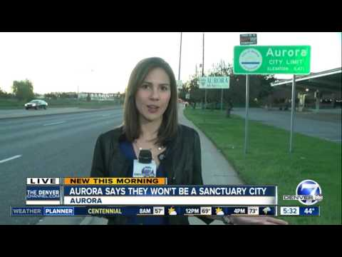 """Aurora city council passes resolution: Not a """"sanctuary"""" city"""