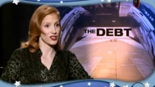 Interview with Sam Worthington & Jessica Chastain on The Debt