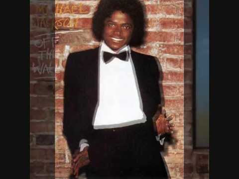 """MICHAEL JACKSON. """"I Can't Help It"""". 1979. album """"Off The Wall""""."""
