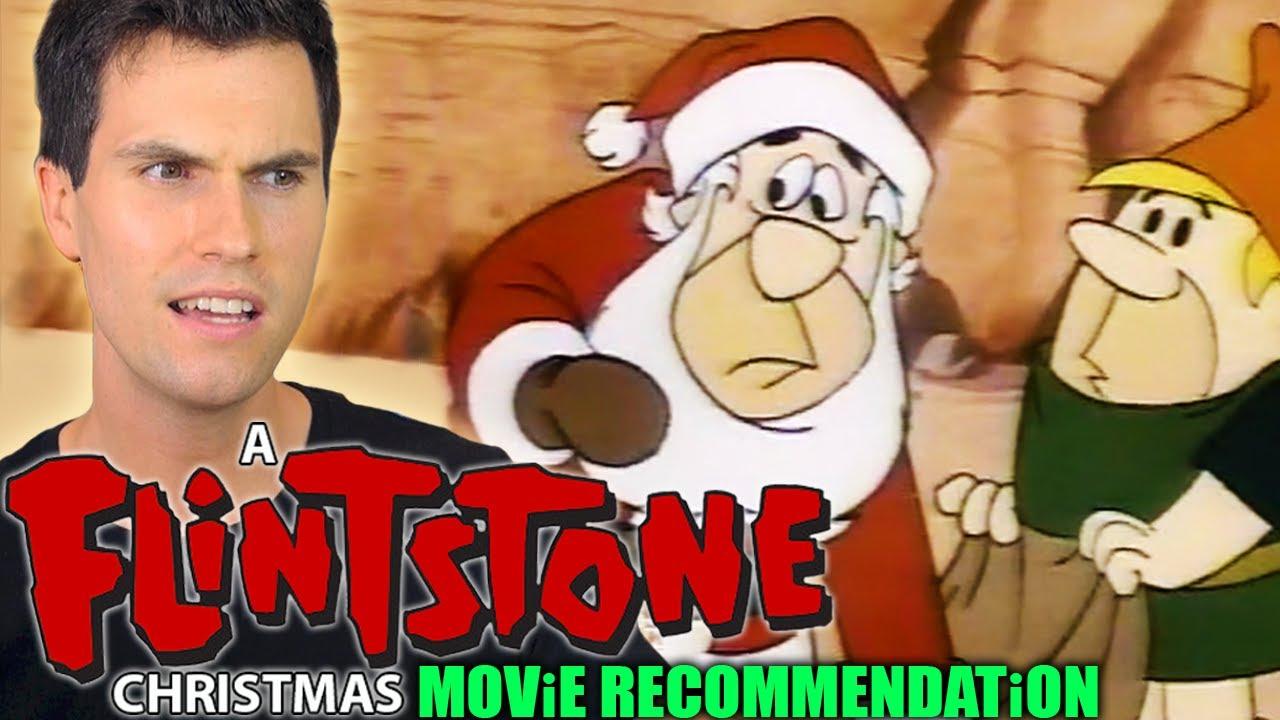 a flintstone christmas movie review youtube