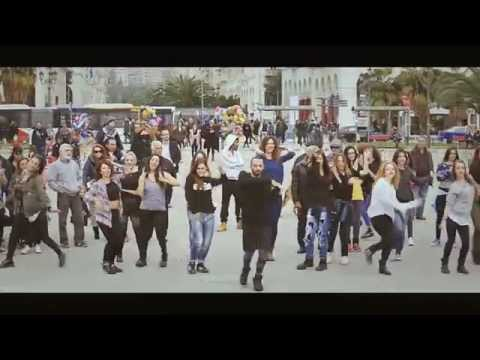 AFRICA RISING - DAVIDO,DIAMOND,SARKODIE,TIWA,MICASA -STEP - VOICEMAIL- FLASHMOB GREECE