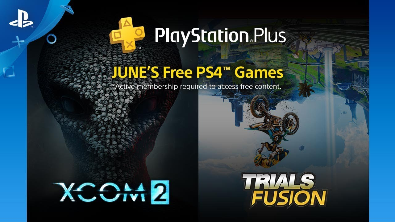 Free Ps4 Games June 2020.Playstation Plus Free Games Lineup June 2018 Ps4