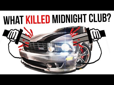 What KILLED The Midnight Club Games?