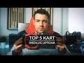 TOP 5 kart graficznych okiem Liptona