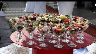 28 Catering. Кейтеринг в Москве для Mercedes-Benz.