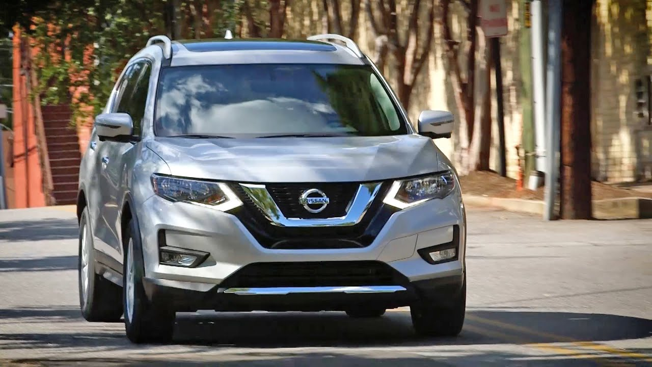 2017 Nissan Rogue / X Trail   Exterior Design   YouTube