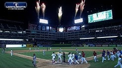 Rangers walk off on homers in three straight games