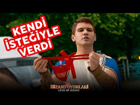 Bizans Oyunları - Kendi İsteğiyle Verdi