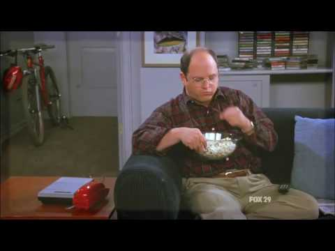 SEINFELD - George answering machine song