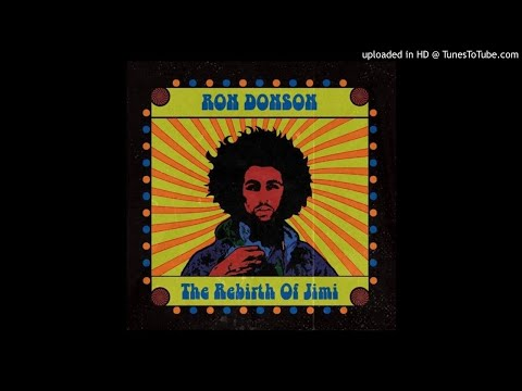 RON DONSON - THE REBIRTH OF JIMI  (Produced by Suplex)