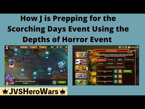 Prepping for the Fire Titan Event by Using the Depths Event!? FB/Web (Jun. 3, 2021)