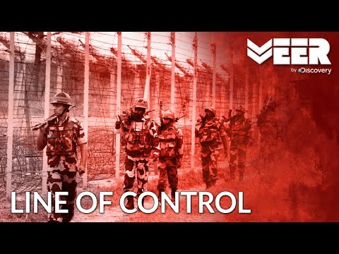What is the Line of Control (LOC) | मिलिट्री की Dictionary | Veer by Discovery | नियंत्रण रेखा