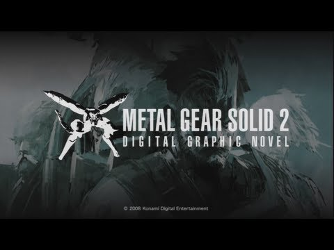 Metal Gear Solid 2: Digital Graphic Novel