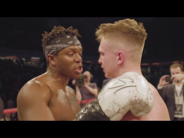 WALK THE WALK | KSI vs Joe Weller Documentary