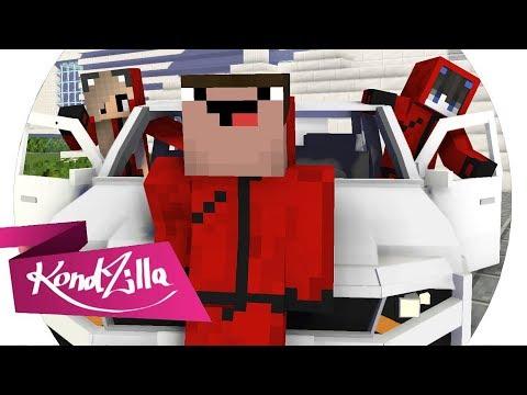 Paródia Só Quer Vrau - MC MM Feat DJ RD - (Minecraft Animation) VÍDEO CLIP OFICIAL