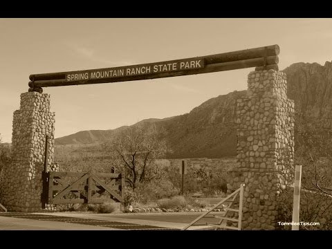 Spring Mountain Ranch state park