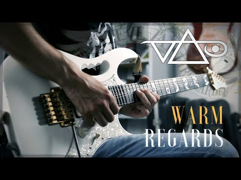 Steve Vai - Warm Regards - Guitar Cover