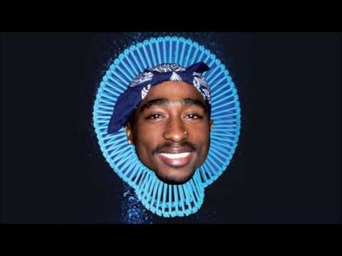 what redbone would sound like sung  2pac