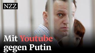 Russland: So wurde Alexei Nawalny zu Putins gefährlichstem Rivalen