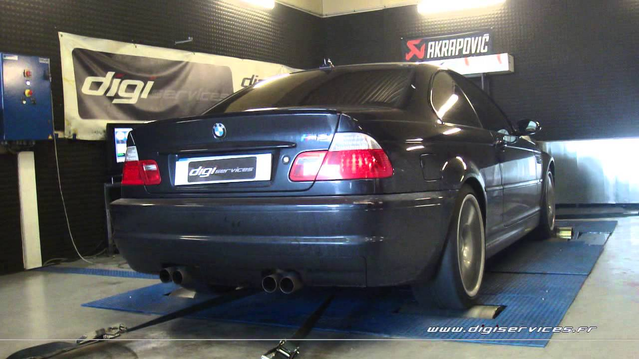 reprogrammation moteur bmw m3 e46 343cv digiservices paris 77183 dyno youtube. Black Bedroom Furniture Sets. Home Design Ideas