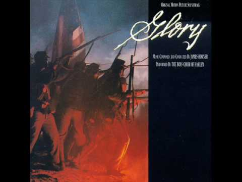 Glory Soundtrack- Charging Fort Wagner