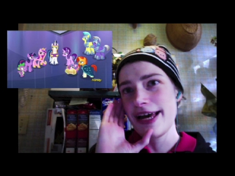 """Blind Commentary - MLP:FiM - Season 6 Episode 16 - """"The Times They Are a Changeling"""""""